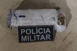 Polícia Militar prende homem com maconha em ônibus intermunicipal