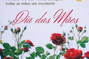 Peixaria Rio dos Peixes deseja feliz Dia das Mães a todas as amigas e clientes