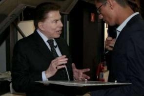 """Desenhista de MS """"consagrado"""" por Silvio Santos terá novo encontro com apresentador"""