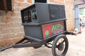 Itaporã conta com mais uma equipe de sonorização volante