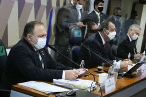 CPI: Pazuello diz que não foi orientado a indicar tratamento precoce