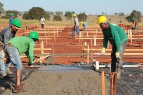 Licitação para execução do projeto Lote Urbanizado em Jateí é lançada