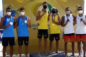 Atleta de MS conquista primeira etapa do Circuito Brasileiro