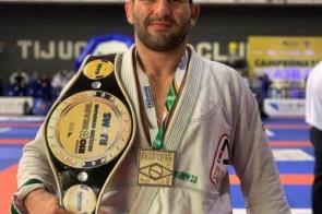 Mato Grosso do Sul garante medalha dourada no Brasileiro de Jiu-Jitsu Desportivo 2021