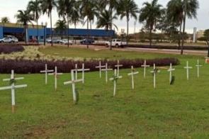 Sem leitos de UTI, Dourados confirma 35 mortes por Covid-19 em apenas três dias
