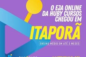 Unigran EAD Itaporã:  Termine seu ensino médio de forma ágil e prática, conheça a Huby Cursos