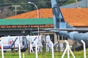 Mato Grosso do Sul transfere mais dois pacientes para São Paulo