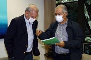"""Com MS vivendo o drama de Manaus, Reinaldo decreta """"lockdown"""" por 15 dias em MS"""