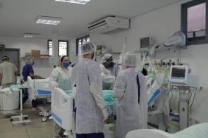 Dourados zera fila de pacientes e tem uma vaga de UTI do SUS disponível para Covid-19