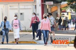 Dourados registra 88 casos de coronavírus e se aproxima de 600 mortes
