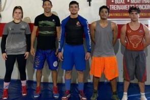 MS vai com quatro atletas ao Brasileiro Sub-15 e Sub-23 de luta olímpica