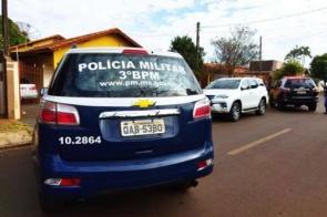 Veículo levado após execução é encontrado sem chave e polícia pede para pessoa que achou devolver