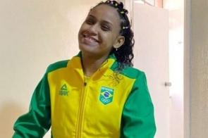 Judoca de MS representa o Brasil nas Olímpiadas de Tóquio