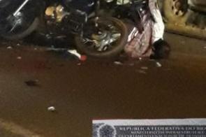 Agora: Itaporaense morre em acidente  no distrito de Montese