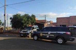 Polícia Civil fecha quatro pontos de venda de drogas em apenas um dia no interior
