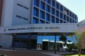 TRT/MS realiza Sessão de Eleição e Posse dos Novos Dirigentes na quarta