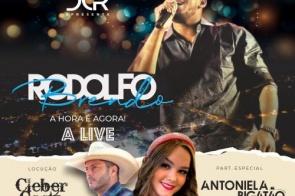 Rodolfo segue carreira solo e prepara Live dia 30 de Julho para marcar nova fase