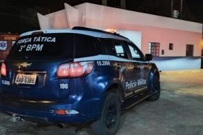 Polícia Militar de Dourados prende autor de tripla tentativa de homicídio