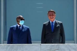 Guiné-Bissau quer diversificar relacionamento com o Brasil