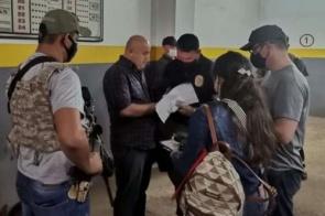 Operador financeiro do narcotráfico internacional é preso na fronteira