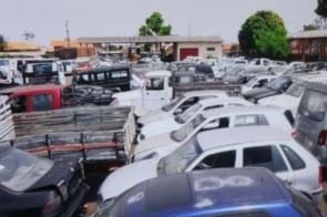 Tribunal de Justiça abre leilão de veículos apreendidos em ações penais