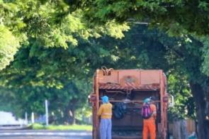 Prefeito sanciona lei complementar que cria taxa de coleta de lixo em Dourados