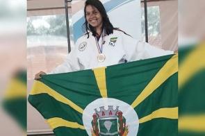 Judoca de Itaporã conquista vaga para disputar os Jogos Universitários Brasileiros
