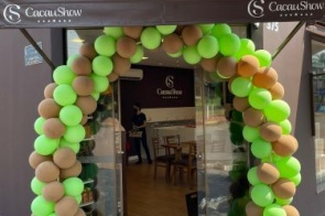 Cacau Show reinaugura loja em Itaporã
