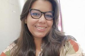 A esposa do vereador Cascatinha a Engenheira Glaucia Bastos completa idade nova hoje
