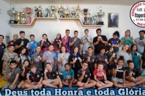 Judô de Itaporã conquista 13 medalhas  em Campo Grande na copa estadual 2021