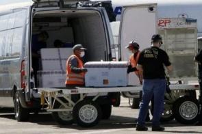 Mato Grosso do Sul recebe mais 85.240 doses de vacina contra a Covid-19