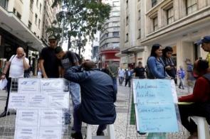 Desemprego sobe a 12,6% em fevereiro e atinge 13,1 milhões de pessoas