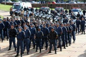 Governo publica edital para concurso da Polícia Militar e Bombeiros em MS