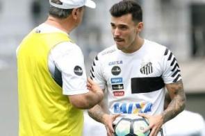 Inter rejeita leilão e pressiona Santos por liberação de Zeca