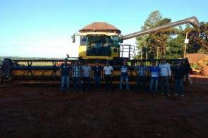 Prátika Treinamentos traz para Itaporã o curso de Operador de Colheitadeira de Grãos e Pulverizador Agrícola