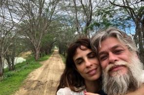 Após desconversar, Fabio Assunção assume relacionamento com Maria Ribeiro com foto no Instagram
