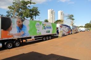 Caravana da Saúde começa atender escolas a partir desta segunda