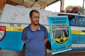 PRE aprende 71 quilos de maconha que saiu do assentamento Itamarati com destino a Itaporã