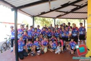 Itaporã: Confira como foi o primeiro pedal oficial do grupo Pebas do Pedal MTB
