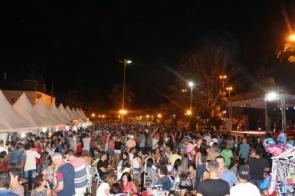 Confira as fotos da Feira Gastronômica e Cultural realizada nos dias 30 de Abril e 01 de Maio