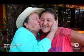 Diário Itaporã promove encontro de mãe e filha que não se viam há mais de 30 anos