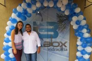 Itabox Vidraçaria deseja um feliz 2018 a todos os amigos e clientes