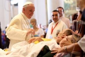 Publicada a Mensagem do Papa Francisco para o próximo Dia Mundial do Enfermo