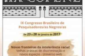 Começa hoje em Dourados o maior congresso de pesquisadores negros