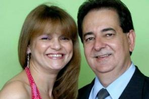 Prefeito eleito Marcos Pacco e primeira dama Lurdinha parabenizam Itaporã pelos seus 63 anos