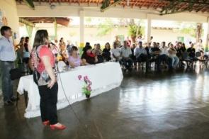 Profuncionário entrega revitalização do parquinho e  montagem da brinquedoteca da Escola Sônia Paiva