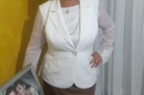 Vereadora Lourdes Struziati cumprimenta todas mães pelo seu dia