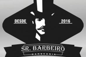 Gustavo proprietário da Barbearia Sr. Barbeiro deseja um feliz dia das mães