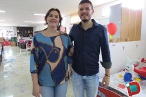 Dia das Mães: Móveis Casa Bela realizou sorteio a clientes no último sábado em Itaporã, Confira as fotos