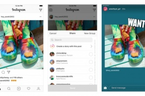 Instagram deixa compartilhar fotos do Feed no Stories no estilo 'repost'
